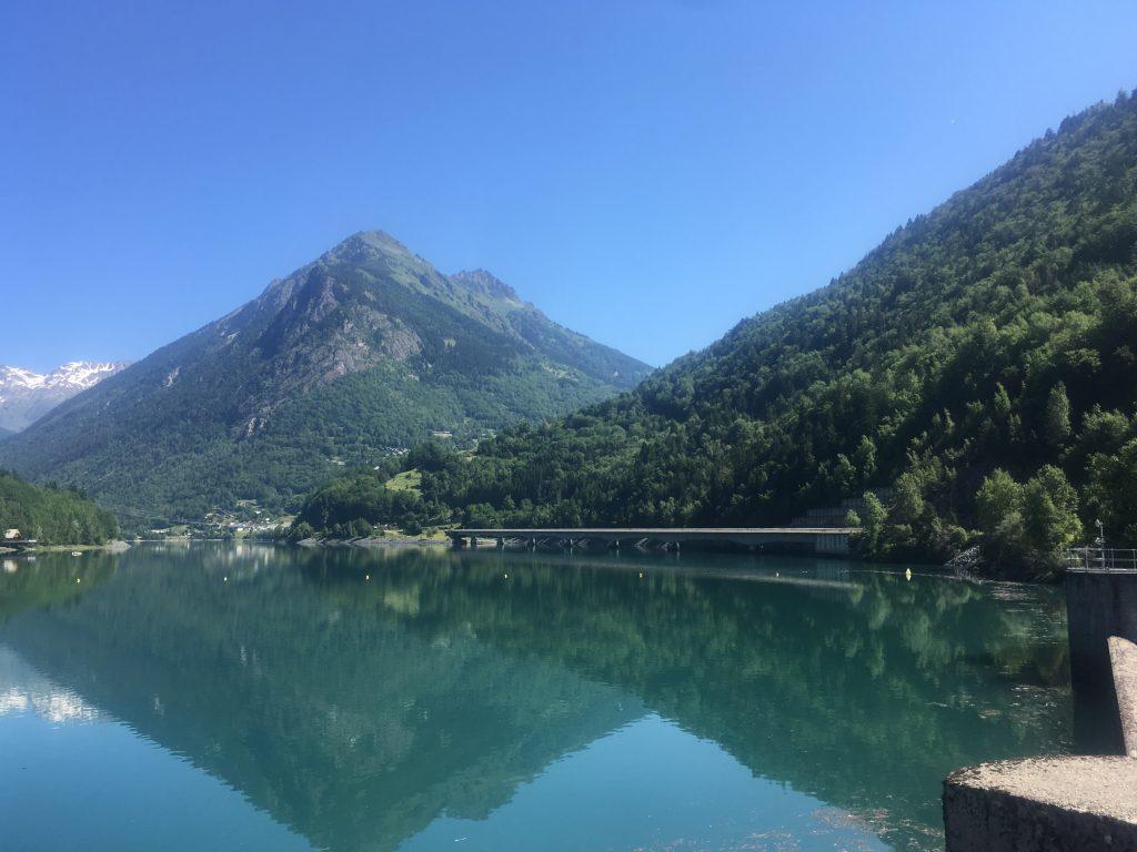 Alpe d'Huez Vaujany Lac