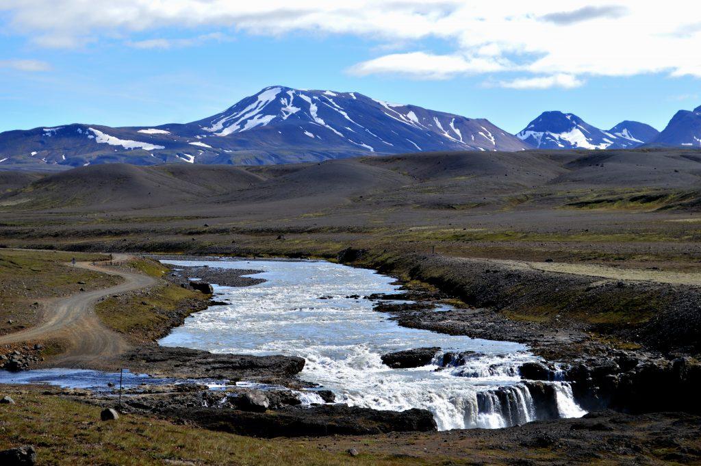 L'Islande en vélo 2013
