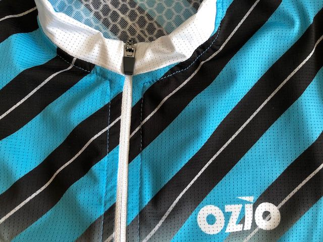 Tenue cycliste femme OZIO testée par #efdv