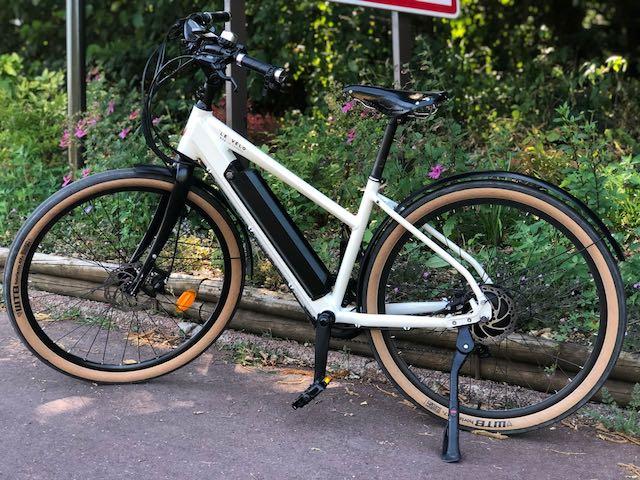 Le Vélo MAD in France modele urbain, Design