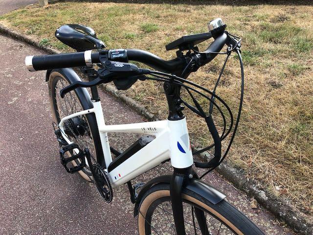 Le Vélo MAD in France modele urbain de face