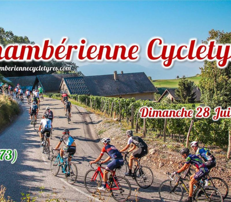 la chambérienne cycletyres 2019