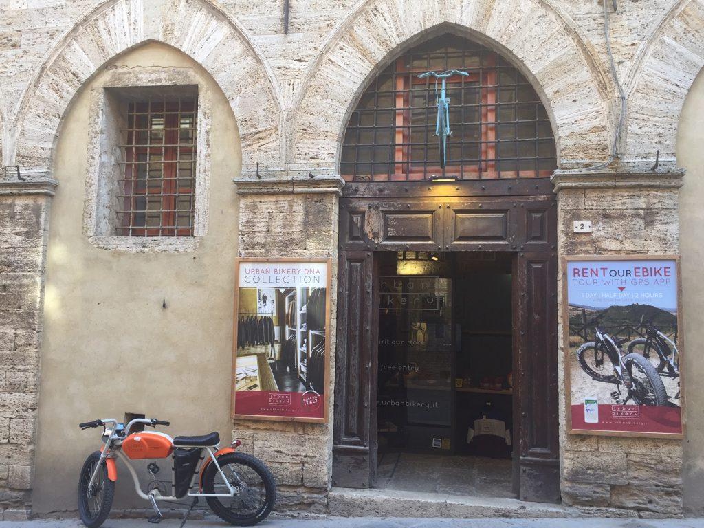 Urban bikery montepulciano