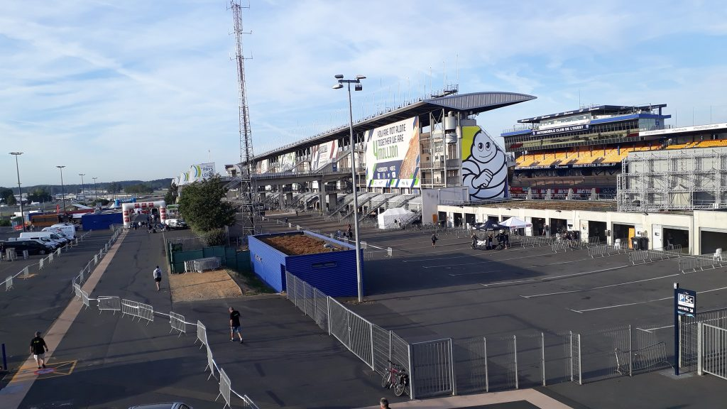 24 heures velo le mans