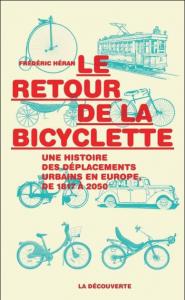 retour de la bicyclette - livre vélo - cyclisme urbain - la cyclonomade