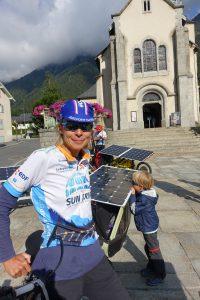 Sun Trip Tour, le voyage en vélos solaires avec enfants