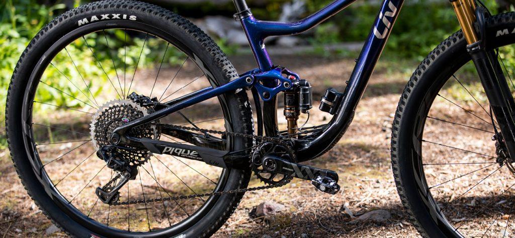 VTT Pique 29 suspension arrière