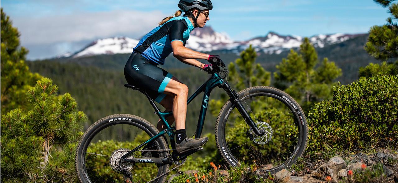 VTT pique 29 nouveau modèle Liv Cycling