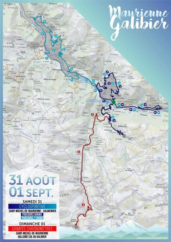 Maurienne galibier 2019