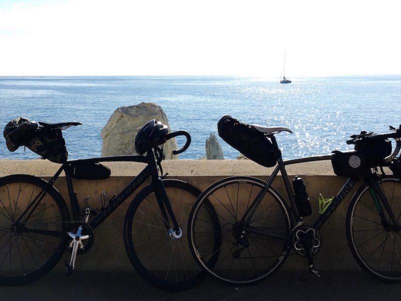 Corse à vélo