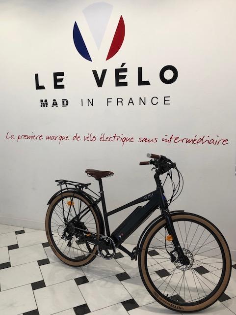 Le Vélo MAD In France version, nouvelle version