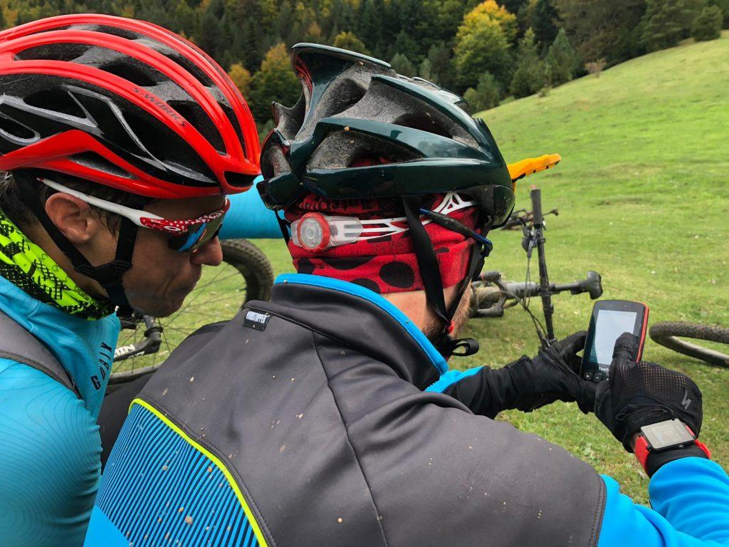 Trail 2 Challenge avec le GPS Two Nav en mode VTT