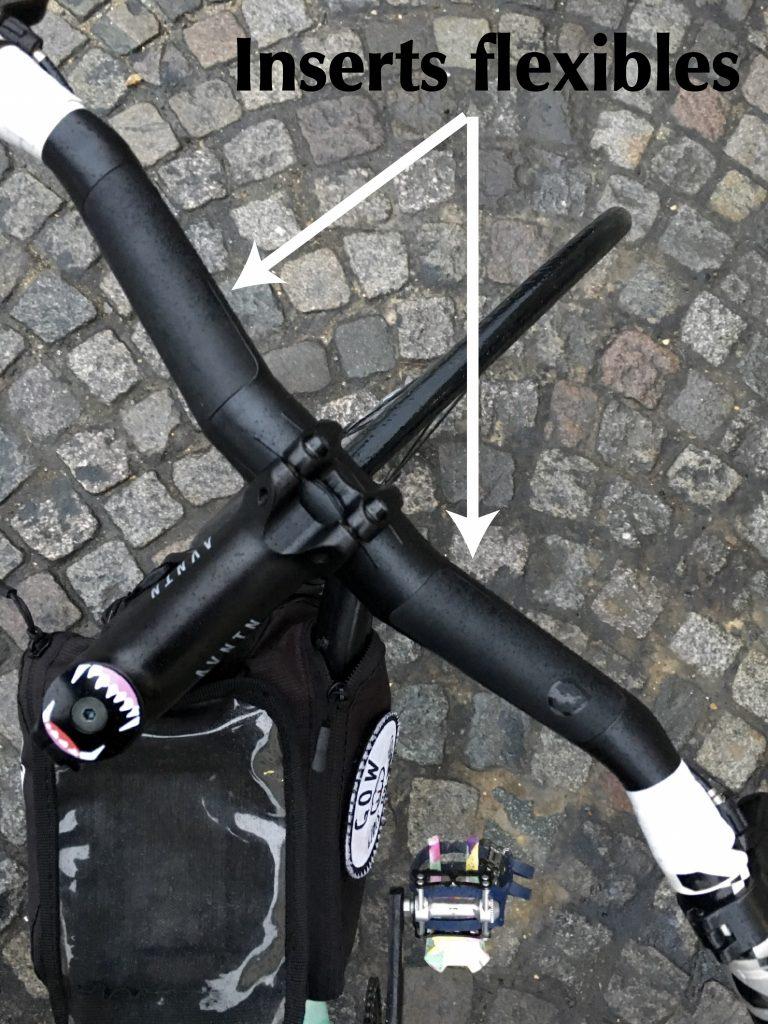 cintre vélo anti-vibration baramind