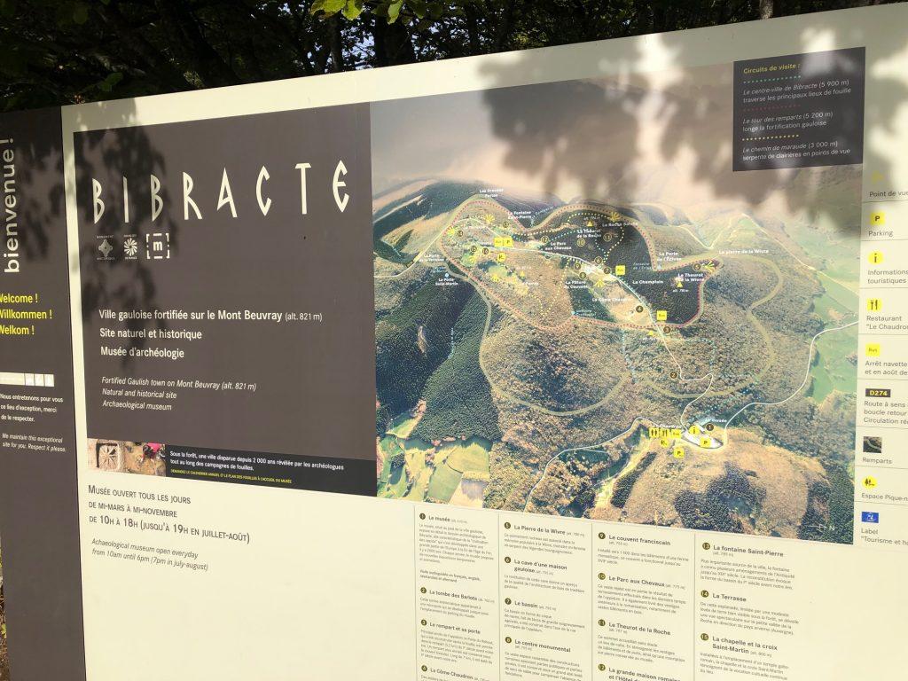 Grande traversée du massif central musée bibracte