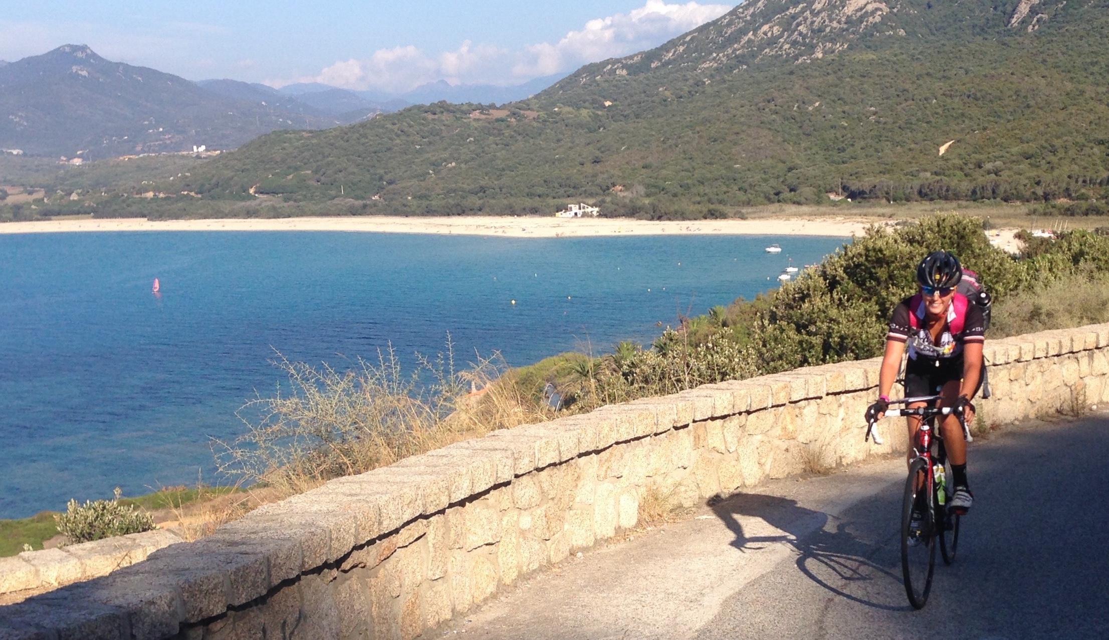 stage Corse à vélo avec Gaëlle et Fred