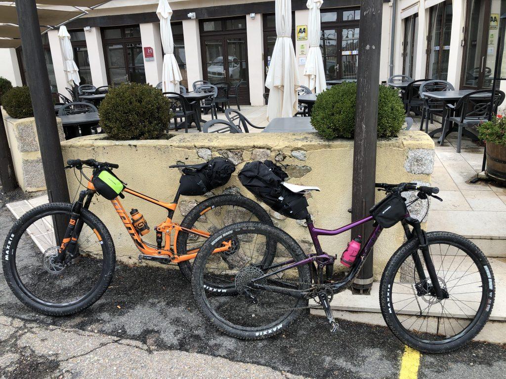 vélo VTT itinérance à vélo GTMC