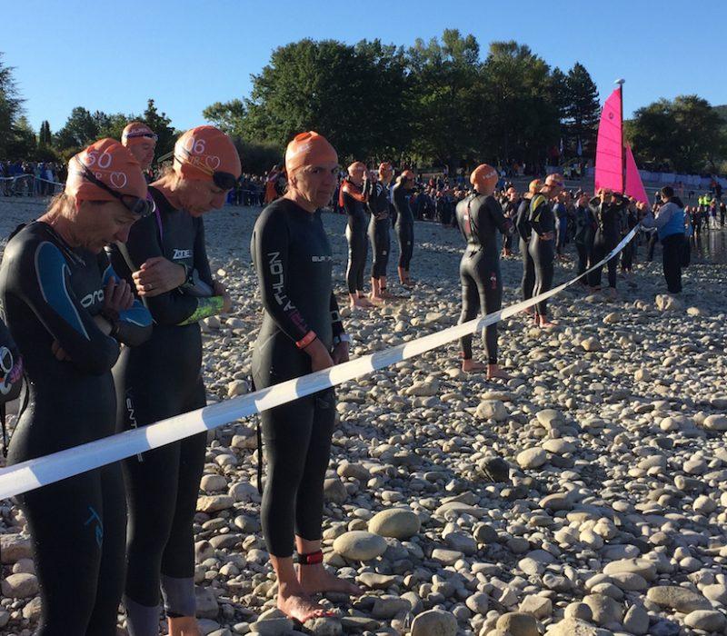 triathlon naturewoman M départ 2019