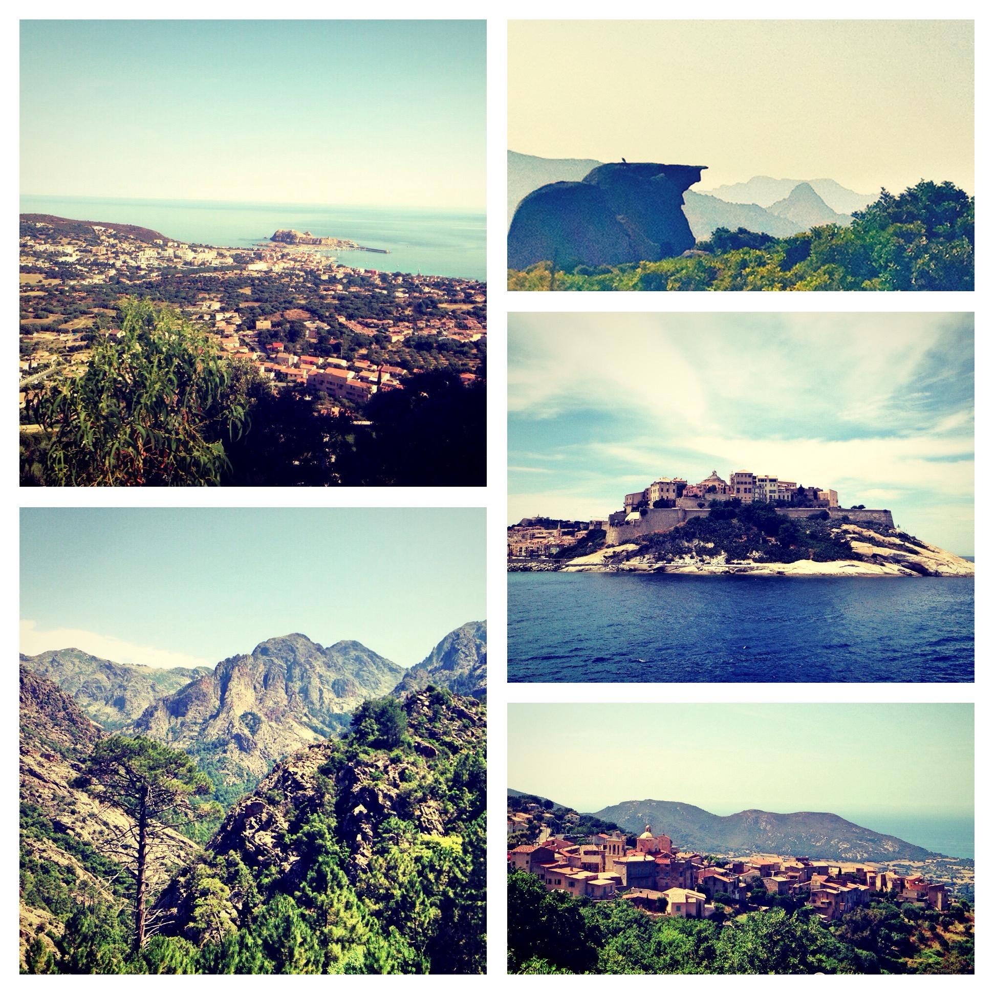 séjour en Corse à vélo