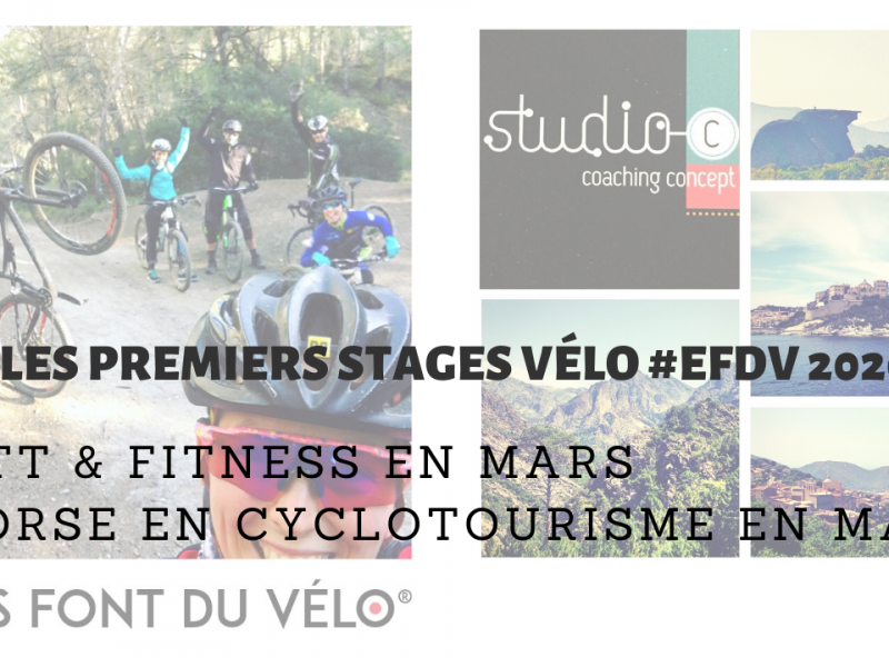 stages vélo #EFDV