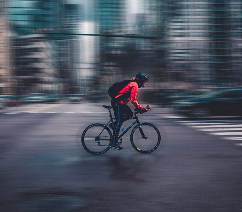Le vélo à toute berzingue