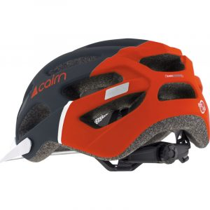 casque cairn prism xtr red