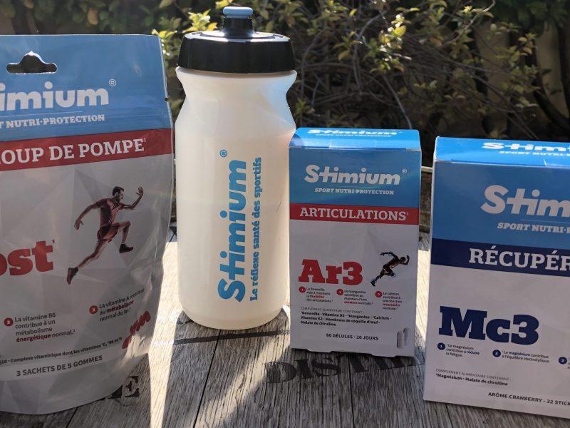test compléments alimentaires pour sportives stimium