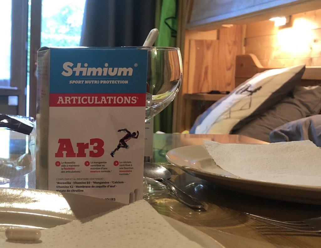 ar3 compléments alimentaires pour sportives Stimium