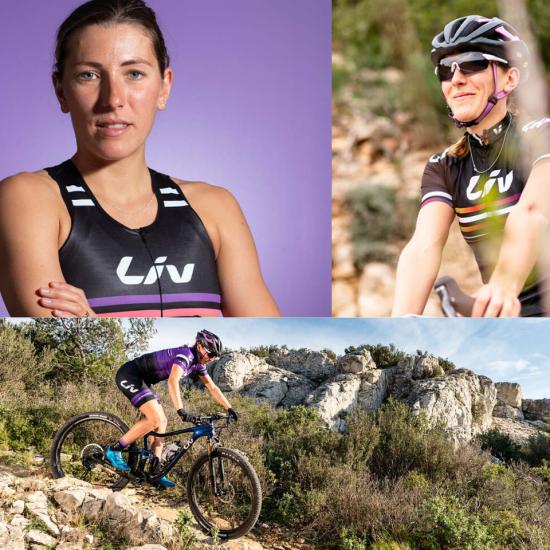 Alizee Patiès rejoint Liv Cycling France