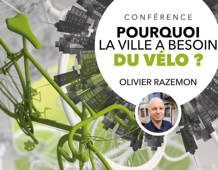 Velo en ville avec Olivier Razemon