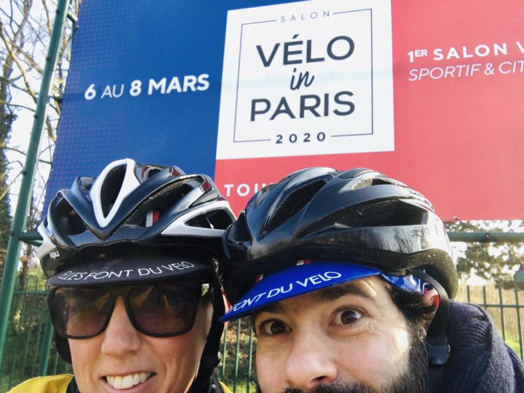 Velocia film documentaire sur le cyclisme féminin projeté à Velo in Paris