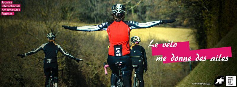 Lyonnaisses à vélo