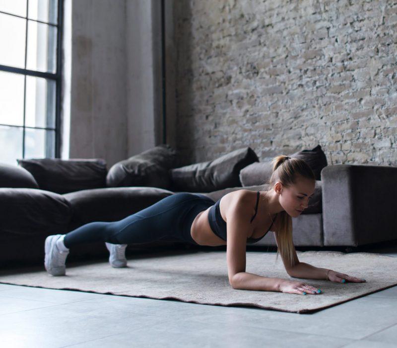 Musculation à la maison : des tas d'atouts, facile comme tout