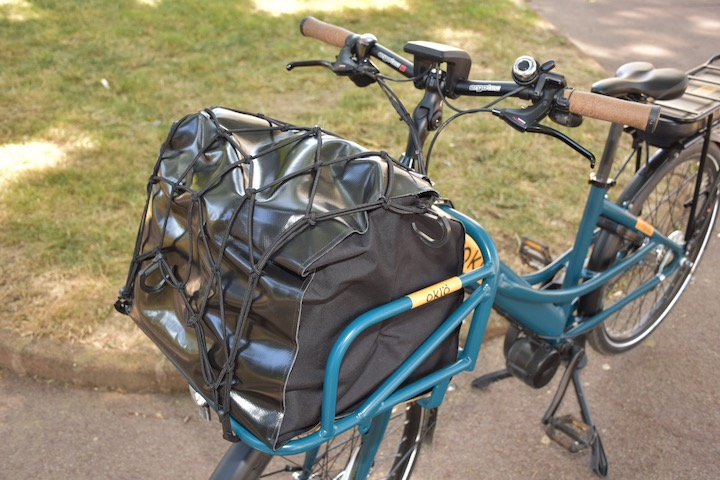 chargement vélo type facteur Oklö Postal