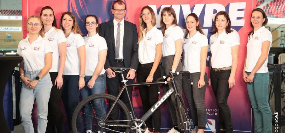 Vivre vélo féminin