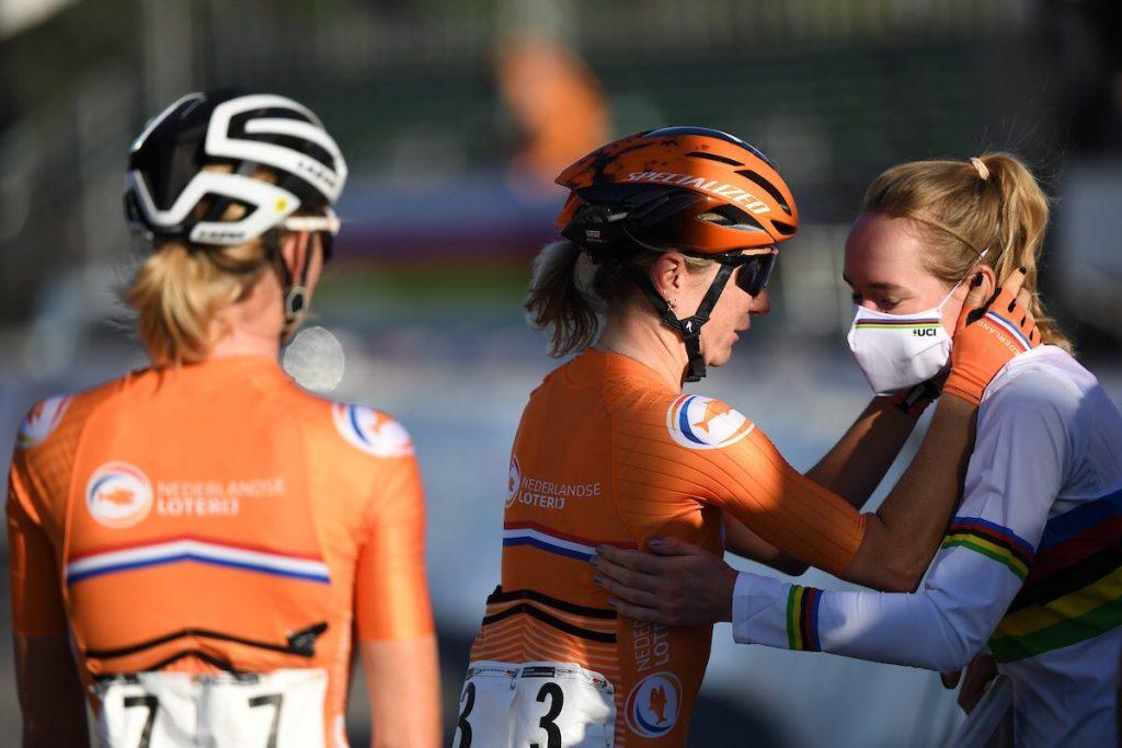 Anna Van Der Breggen championne cycliste
