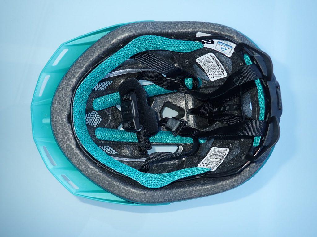 casque vélo Abus Urban-I 3.0 mousse