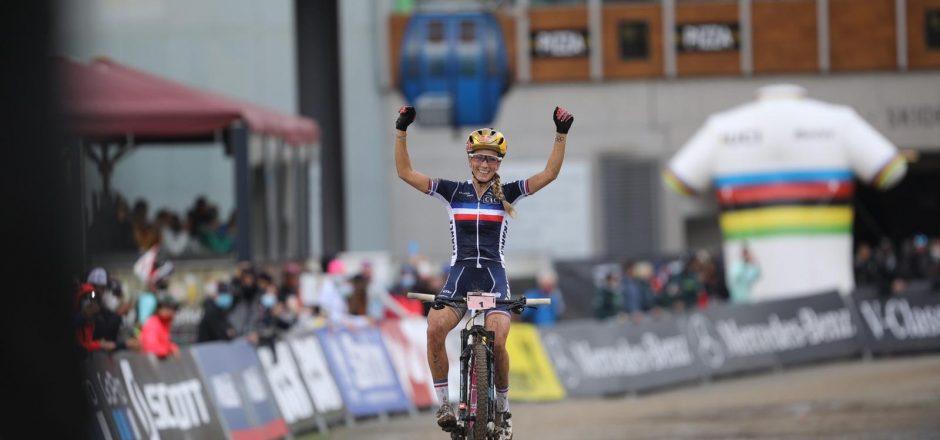 Pauline Ferrand-Prévot championne