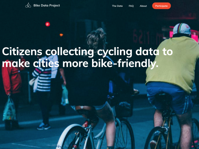données cyclistes big data