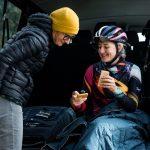 Hannah Ludwig rentre en vélo en Allemagne suite à l'annulation du Tour de Bretagne