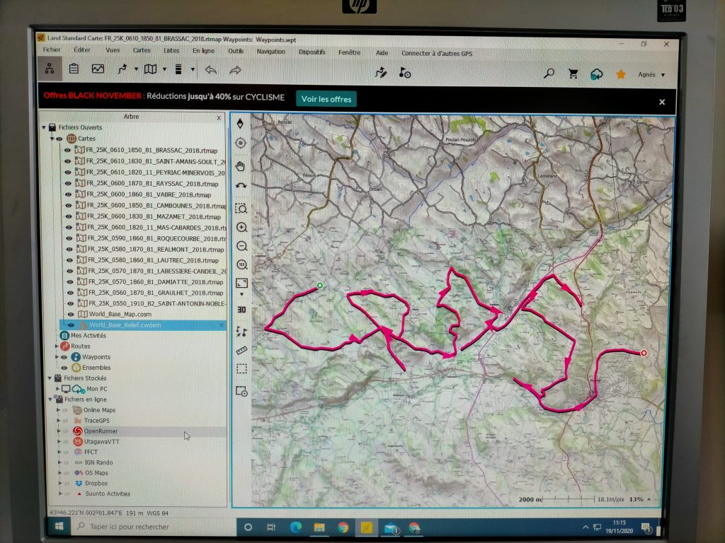 Challenge GPS velo Twonav
