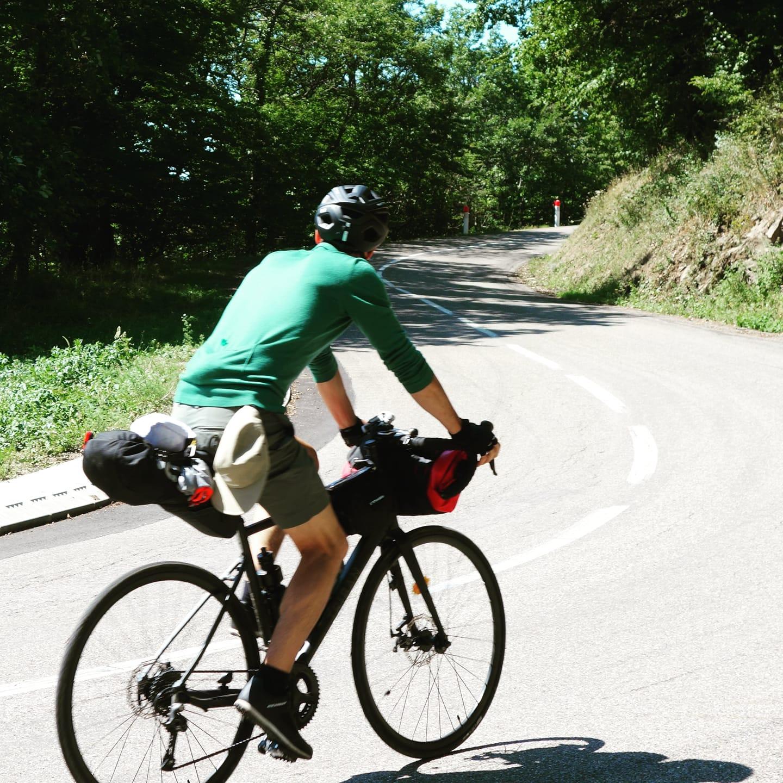 polo cycliste mérinos