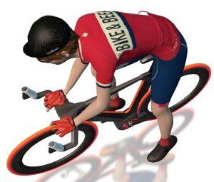cyclistes virtuelles la zwift power