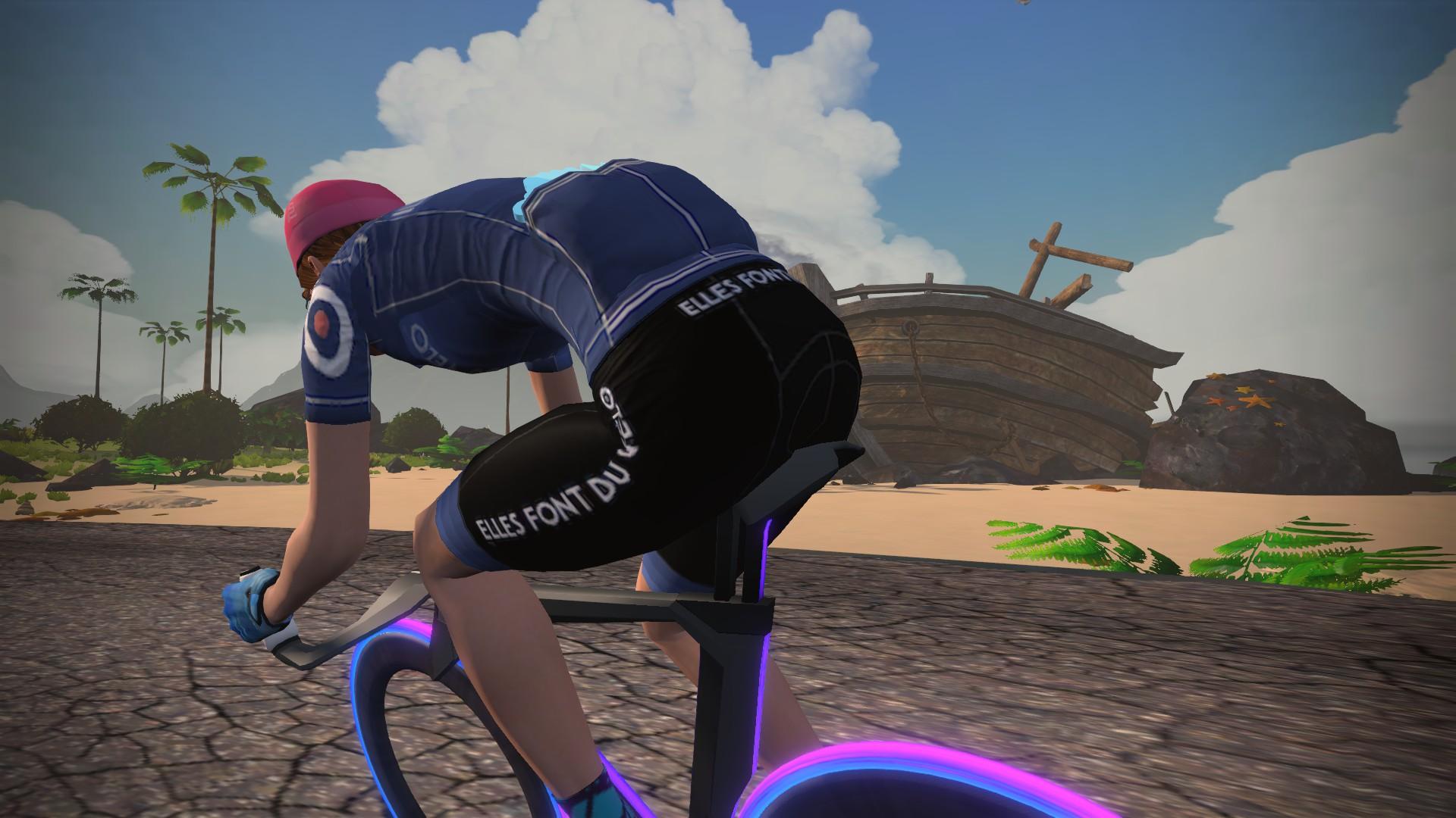cyclistes virtuelles bilan 2020
