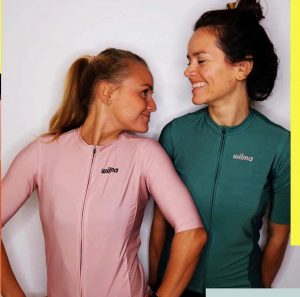 marque française wilma pour femmes cyclistes