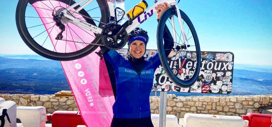 Liv cycling france s'associe à elles font du vélo