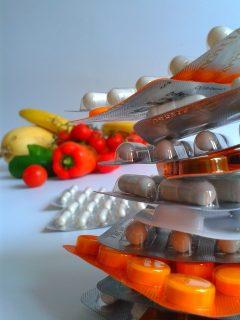 vitamines en plaquette
