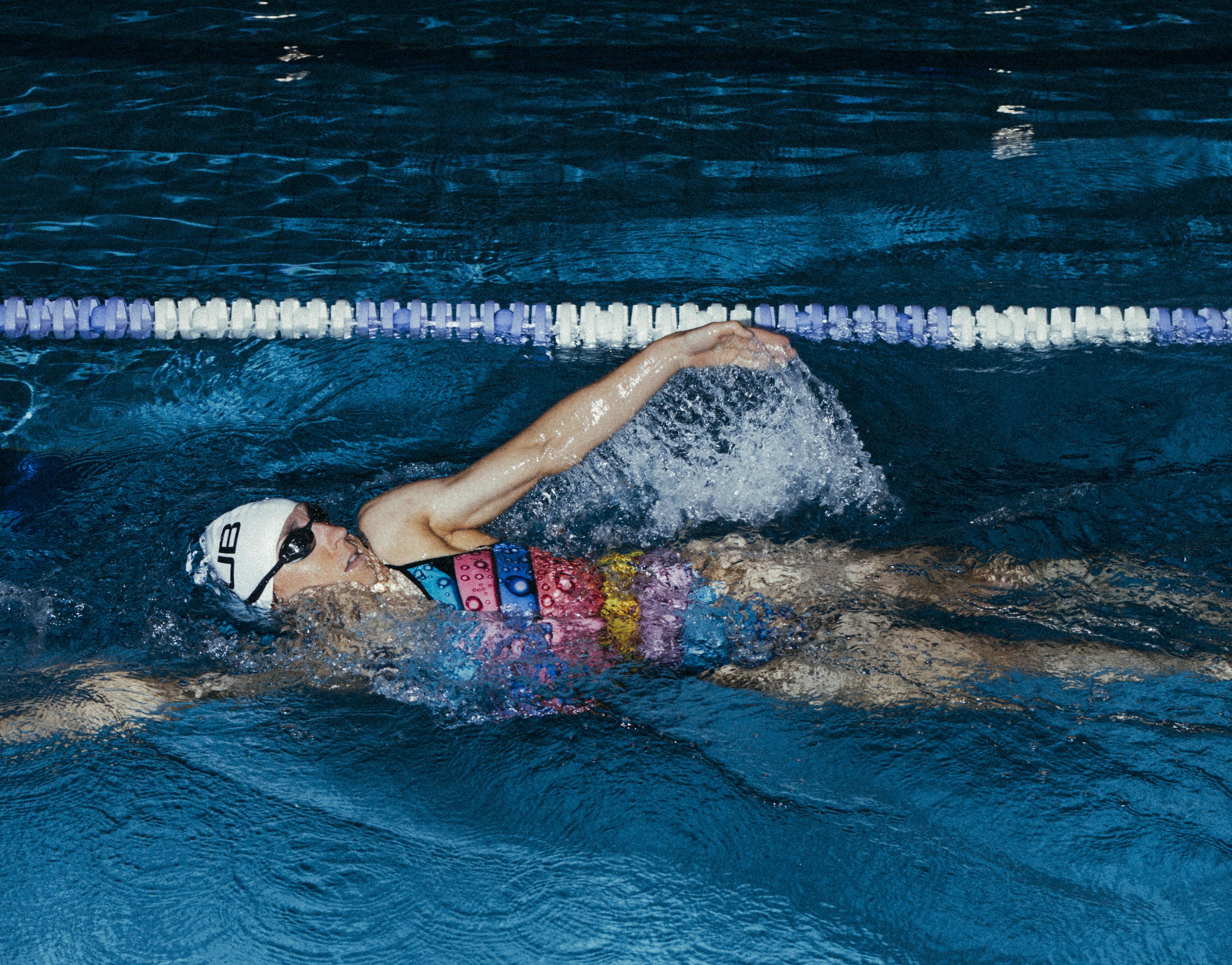 anne haug natation