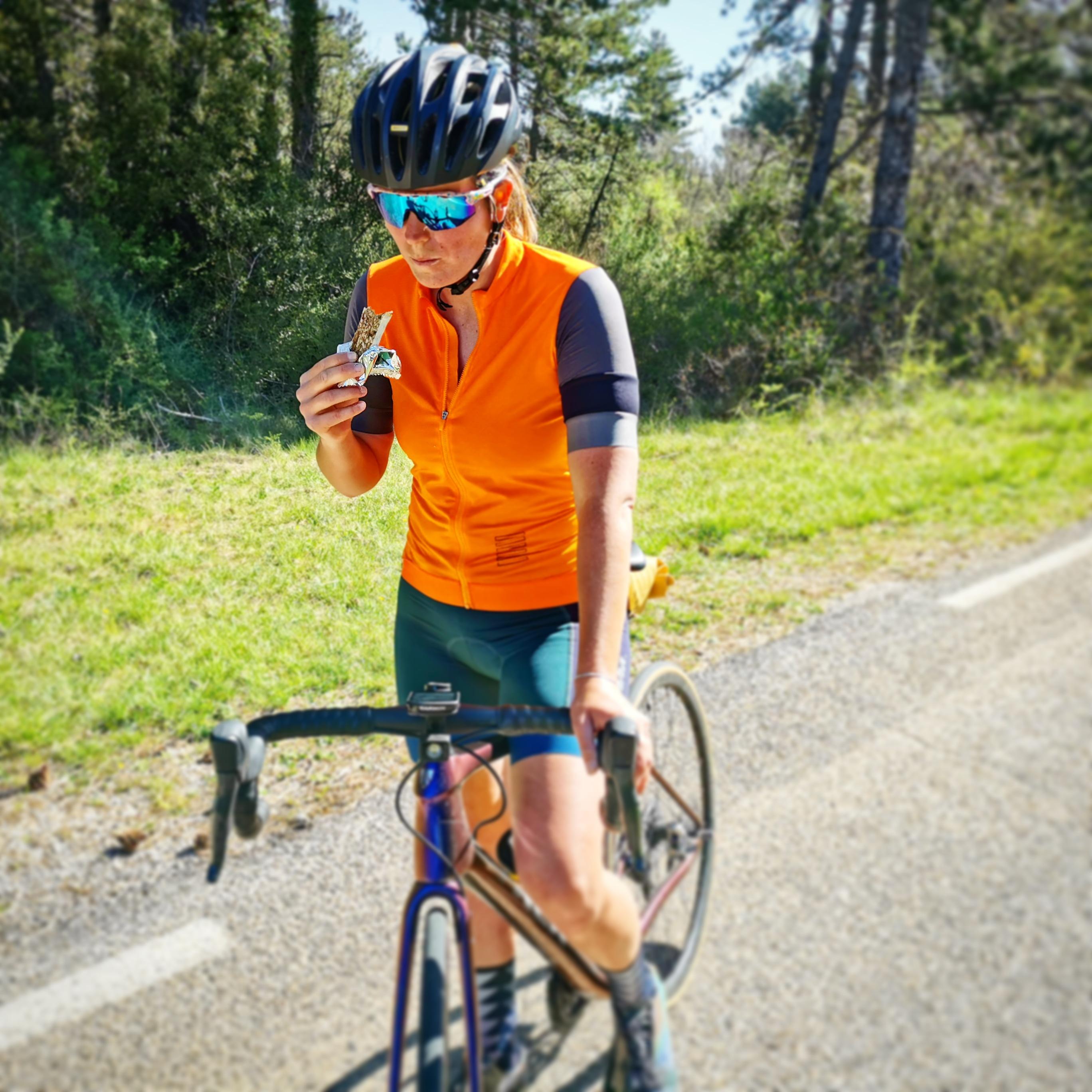 barre endurante velochocycling gaëlle