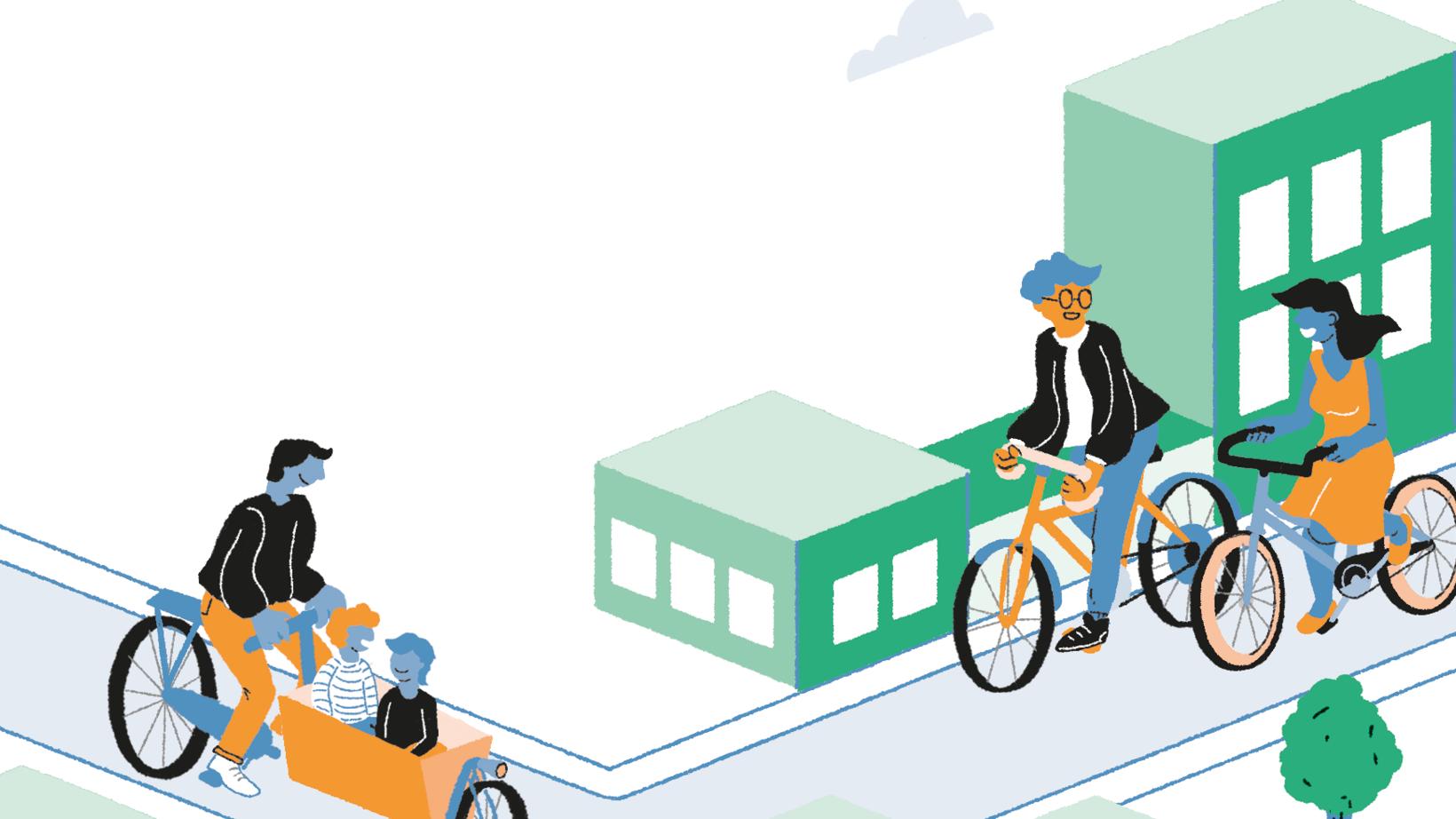 Livre de STEIN VAN OOSTEREN Pourquoi pas le vélo ?