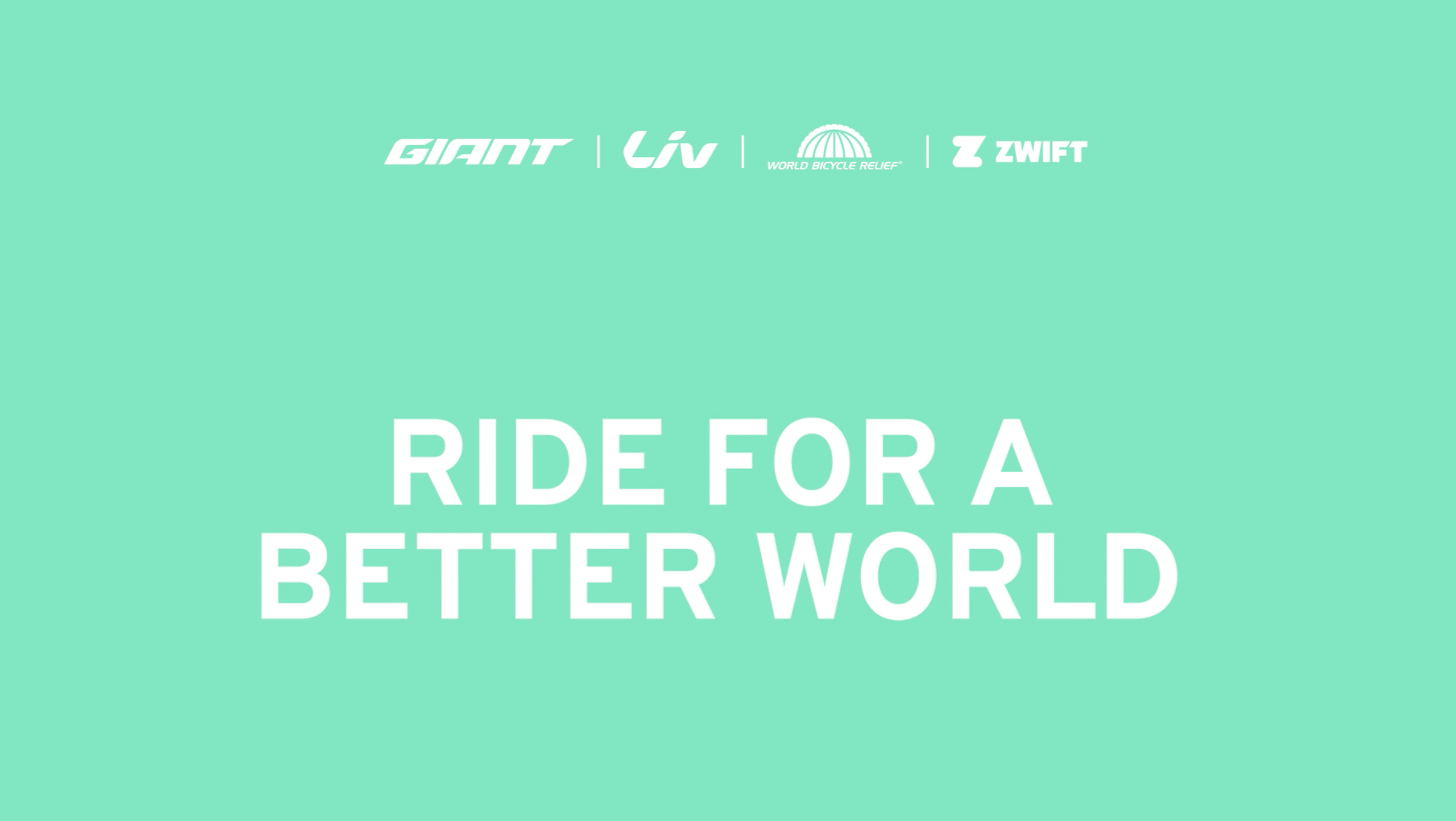 Ride like a king - Ride for a better world !